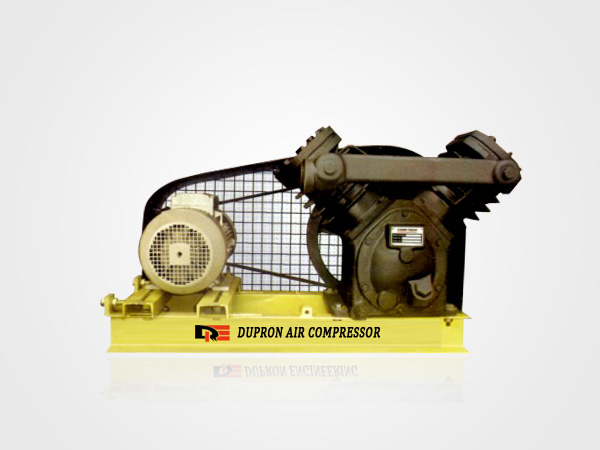 Single & Two Stage Dry Vacuum Pumps