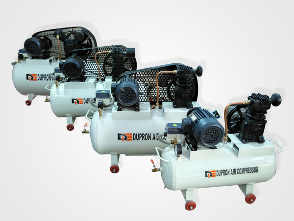 Two Stage Heavy Duty Industrial Compressors